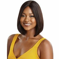 Outre 100% Unprocessed Human Hair Lace Part Daily Wig Straig