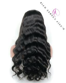 """20"""" Body Wave Lace Front Human Hair Wig 