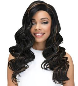 CHLOE - Human Hair Blend - 13x4 Lace Front Wig  - Janet Coll