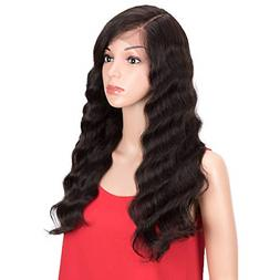 D�BUT Lace Front Wigs Human Hair Wigs Loose Body 10A Brazi