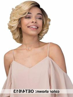 EMOTION - Human Hair Blend Pre-Tweezed Wig - Janet Collectio