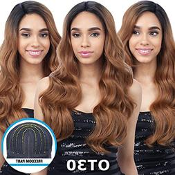 FreeTress Equal Synthetic Hair Lace Front Wig Freedom Part 2