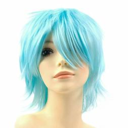 Fashion Synthetic Hair Wigs Full Wig Unisex Halloween Party