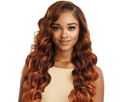 OUTRE Perfect Hairline Synthetic Hair Lace Front Wig 13x6 La