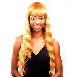 JUNEE FASHION Remi Human Hair Wig - H Macy - Color A238