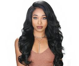ZURY SIS BEYOND Synthetic Hair Moon Part Lace Wig - BYD MP L