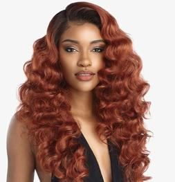 SENSATIONNEL Cloud 9 Synthetic Hair Swiss 13x6 Frontal HD Wh