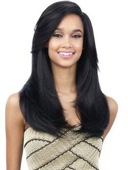 URSULA - FREETRESS EQUAL SYNTHETIC HAIR EXTREME SIDE PART WI